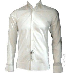 Ted Baker Bookers Endurance Slim Fit Shirt White